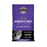 Worlds Best Multi-Cat Lavender Scented Litter