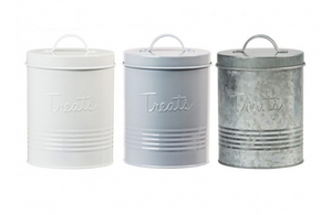 Global Amici Retro Treat Canister Asstored Colors