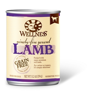 Wellness Grain-Free 95% Lamb
