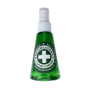 Meowijuana Natural Cat Nip Spray 3 oz.