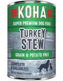 Koha Grain-Free Turkey Stew