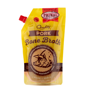 Primal Bone Broth Pork 20 oz.