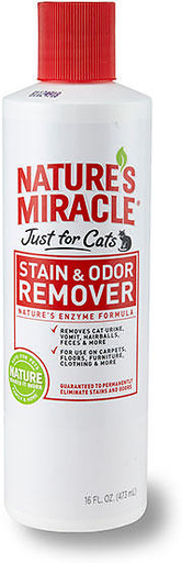 Natures Miracles Stain & Odor Cat 16 oz.