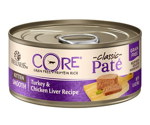 Wellness Core Kitten Turkey & Chicken Liver