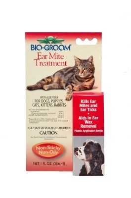 Ear Mite Treatment 1 oz.