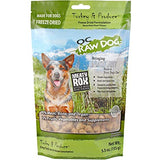 OC Raw Freeze-Dried Turkey & Produce Rox