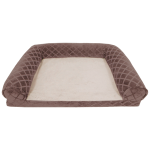 Arlee Pet Lily Rectangle Bolster