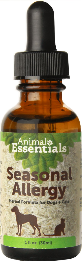 Animal Essentials Tinctures Seasonal Allergy 1oz.