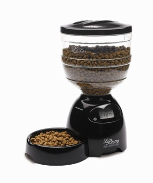 Aspen Pet Le Bistro Portion Contoll Feeder