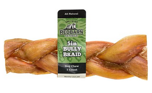 Red Barn Braided Bully Sticks