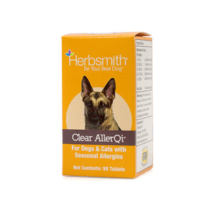 Herbsmith Clear Aller QI 90 Tablets