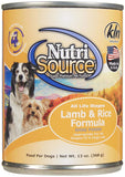 Nutri Source Lamb & Rice Formula