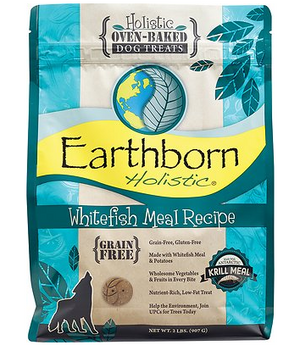 Earthborn Holistic Grain-Free Whitefish Biscuits