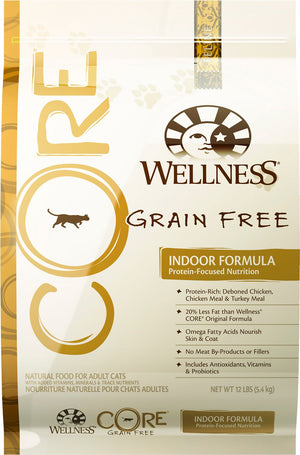 Wellness Core Cat Grain-Free Indoor Formula