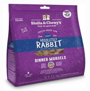 Stella & Chewy's Cat Freeze-Dried Rabbit