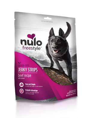 Nulo Freestyle Jerky Beef & Coconut 5 oz.