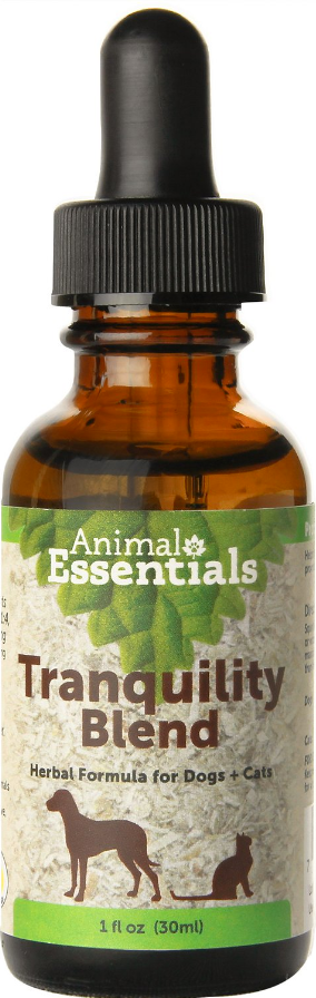 Animal Essentials Tinctures Tranquility Blend 1 oz.