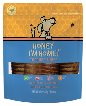 Honey I'm Home Buffalo Trachea Tubes 5 ct.