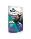 Nulo Cat Chicken & Salmon in Broth