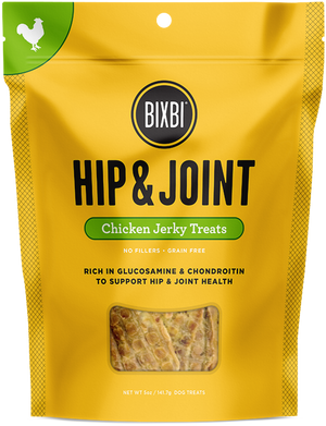 Bixbi Chicken Breast Jerky Hip & Joint 5 oz.