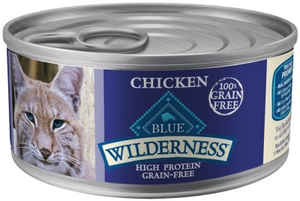 Blue Wilderness Cat Chicken Recipe