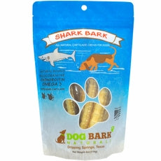 Dog Bark Naturals Shark Bark 4 oz.