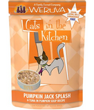 Weruva Cats in the Kitchen Pumpkin Jack Splash Tuna in Pumpkin Soup Pouch