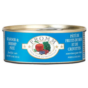 Fromm Cat Seafood & Shrimp Pate