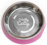 Totally Catty Single Bowl