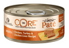 Wellness Core Cat Grain-Free Chicken, Turkey & Chicken Liver