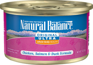 Natural Balance Cat Ultra Premium Formula