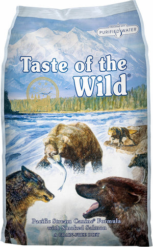 Taste of the Wild Pacific Stream Salmon Recipe