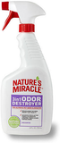 Natures Miracle 3in1 Odor Destroyer 24 oz.