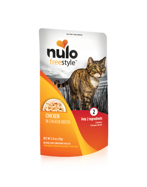 Nulo Cat Chicken in Chicken Broth