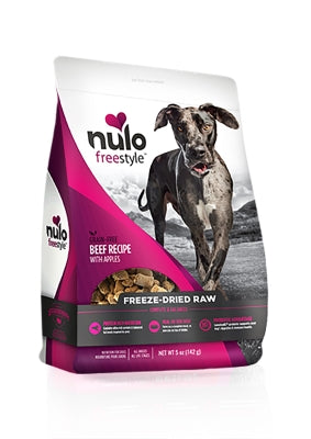 Nulo Freestyle Dog Freeze Dried Beef