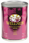 Wellness Duck & Sweet Potato Formula