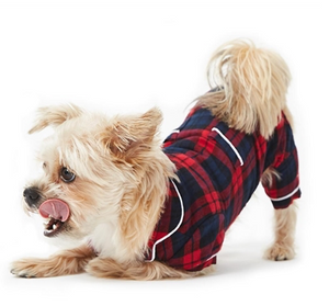 Harry & Barker Cozy Flannel Dog PJs