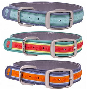 Dublin Dog No Stink Wildflower Collar