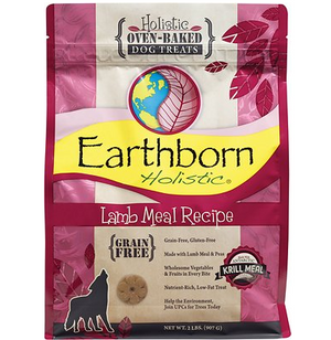 Earthborn Holistic Grain-Free Lamb Biscuits