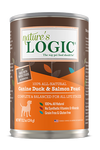 Nature's Logic Canine Duck & Salmon Feast