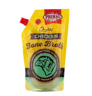 Primal Bone Broth Chicken 20 oz.
