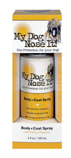 My Dog Nose It Doggy Body+ Coat Spray 4oz