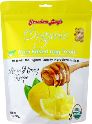 Grandma Lucy Organic Honey & Lemon 14 oz.