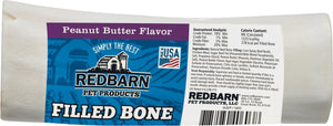 Red Barn Peanut Butter Filled Bone