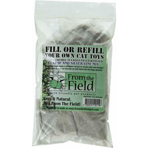 From the Field Catnip & Silvervine Tea Bags 20 ct.