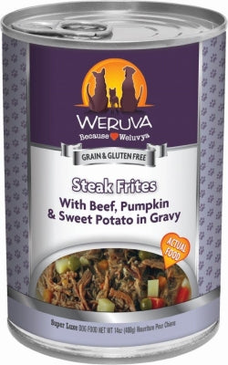 Weruva Steak Frites