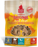 Plato Strips Turkey with Pumpkin