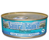 Natural Balance Cat Tuna & Shrimp Formula