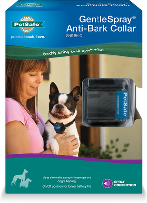 Pet Safe Anti-Bark Citronella Collars