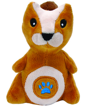 Coastal Lil Pals Paw Plush Squirrel